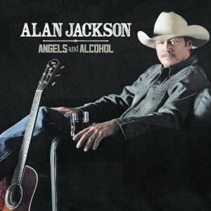 Alan Jackson 'Angels and Alcohol' album artwork High res
