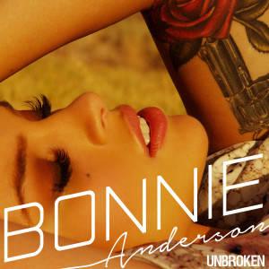 Bonnie Anderson 'Unbroken' single art
