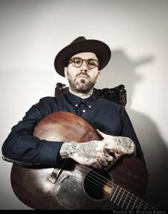 City and Colour Photo credit: Dustin Rabin