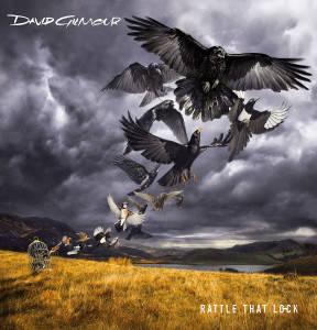 David Gilmour 'Rattle That Lock' Album Artwork STD