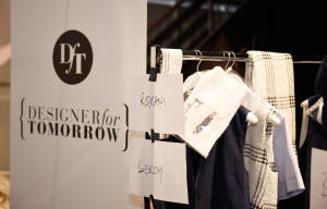 "THE FASHION TALENT AWARD ""DESIGNER FOR TOMORROW"""