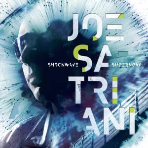 Joe Satriani 'Shockwave Supernova' Album Artwork
