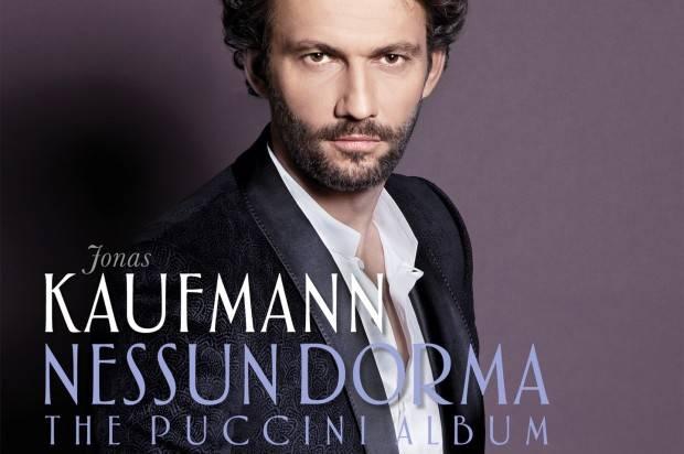 JONAS KAUFMANN ANNOUNCES 'NESSUN DORMA – THE PUCCINI ALBUM'
