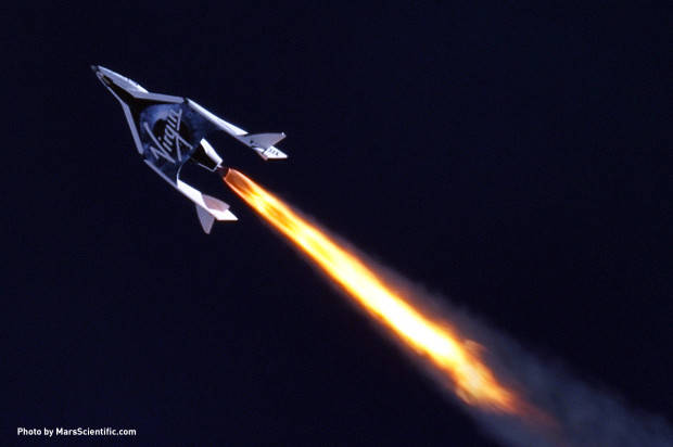 NTSB CONCLUDES SCALED COMPOSITES SPACESHIPTWO FLIGHT TEST ACCIDENT INVESTIGATION