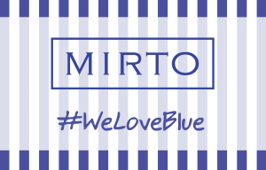 MIRTO: #WeLoveBlue, COLLECTION SPRING SUMMER 2016