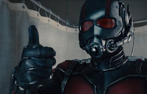 ANT-MAN FILM REVIEW BY PETER GRAY