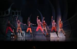 FOREVER YOUNG: THE QUEENSLAND BALLET'S 'PETER PAN'