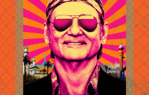 FIRST LOOK 'ROCK THE KASBAH' STARRING BILL MURRAY