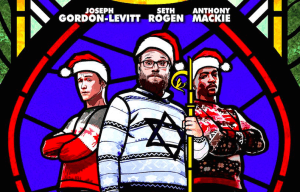 FIRST LOOK AT 'THE NIGHT BEFORE' STARRING SETH ROGEN
