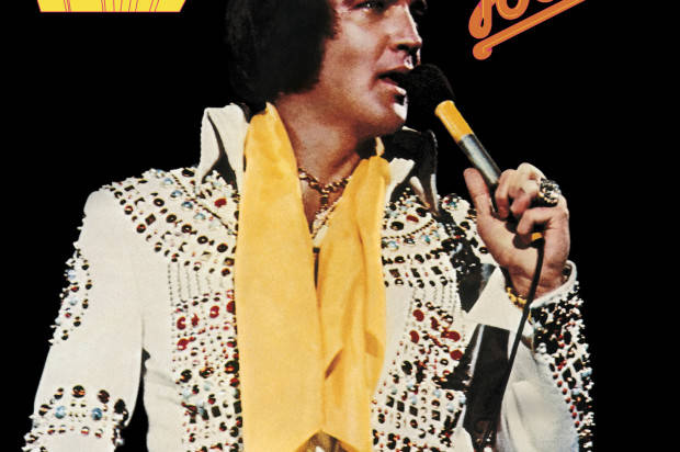 THE 40TH ANNIVERSARY EDITION OF ELVIS PRESLEY'S 'TODAY'
