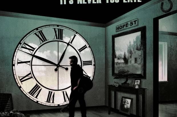 TOMMY EMMANUEL NEW STUDIO ALBUM 'IT'S NEVER TOO LATE'