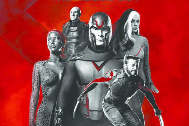 "EXTENDED VERSION ""X-MEN: DAYS OF FUTURE PAST – THE ROGUE CUT"" ORIGINAL SOUNDTRACK"
