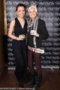 Rachel Kahan and Ayla Zilm