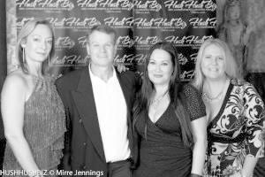 Sharon Jaklofsky, Michael Thompson, Yvonne Li, Van Harlem