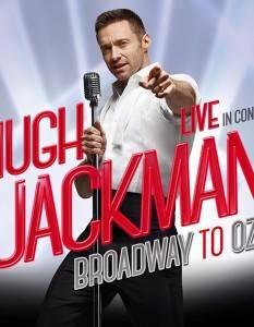 HUGH JACKMAN ANNOUNCES HIS NEW BROADWAY SHOW 2015