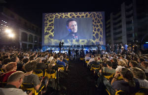 THE 68° FESTIVAL DEL FILM LOCARNO HAS BEEN OPENED