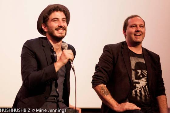 QA with Ryan Corr for Holding the Man