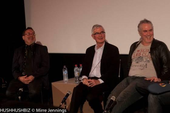 Chris Fitchett Director Writer and Mark Overatt Producer Damien Garvey