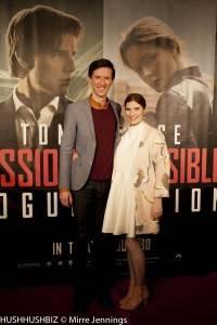 Annie Caroline and Llyoyd Webber