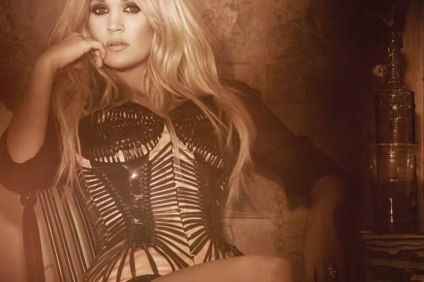 CARRIE UNDERWOOD ANNOUNCES NEW SINGLE AND ALBUM!