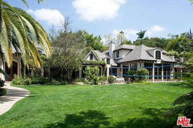 MADONNA'S SUNSET BOULEVARD MANSION FOR SALE