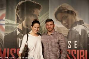 Josh and Tanyssa McGuire