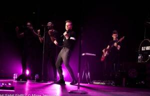 OLLY MURS LIVE IN BRISBANE