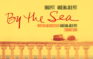 ANGELINA JOLIE PITT AND BRAD PITT IN 'BY THE SEA'
