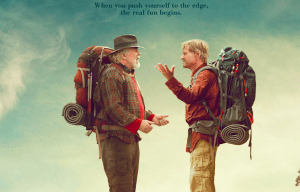 'A WALK IN THE WOODS' STARRING ROBERT REDFORD
