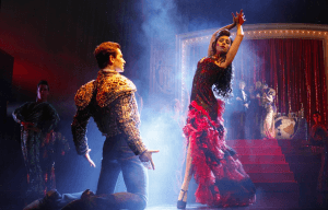 TWO WEEKS UNTIL STRICTLY BALLROOM THE MUSICAL  WALTZES INTO QPAC