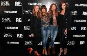 DENIM LAUNCHES INTO DAVID JONES