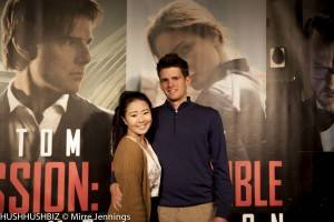 Thuy and Ben