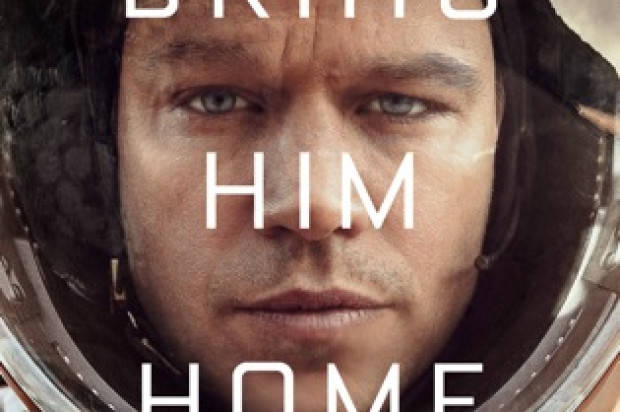 NASA'S JPL AND THE MARTIAN TEAM UP FOR TRAILER LAUNCH