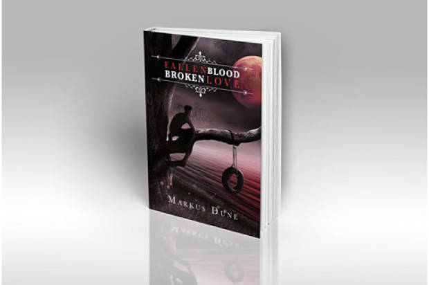 FALLEN BLOOD, BROKEN LOVE: A NEW DARK PARANORMAL YA NOVEL