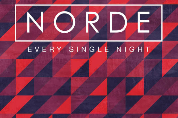 NORDE RELEASES 'EVERY SINGLE NIGHT'