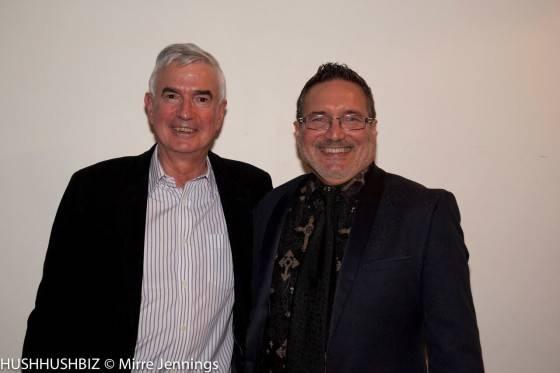 Chris Fitchett Director Writer and Mark Overatt Producer