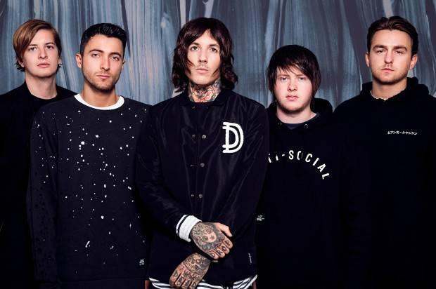 BRING ME THE HORIZON HIGHLY ANTICIPATED NEW ALBUM 'THAT'S THE SPIRIT' OUT NOW