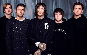 BRING ME THE HORIZON DEBUTS AT #1 ON ARIA ALBUMS CHART!