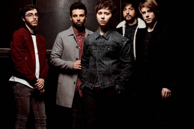 NOTHING BUT THIEVES TO RELEASE SELF-TITLED DEBUT ALBUM