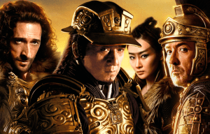 FIRST LOOK AT DRAGON BLADE STARRING JACKIE CHAN