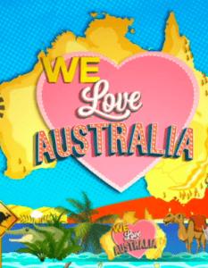 WE LOVE AUSTRALIA MEGA-CELEBRATIONS