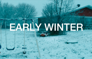 'EARLY WINTER' WINS PRESTIGIOUS VENICE DAYS AWARD AT THE VENICE FILM FESTIVAL