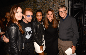 2015 GLOBAL CITIZEN FESTIVAL IN CENTRAL PARK TO END EXTREME POVERTY BY 2030