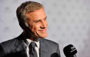 OSCAR WINNER CHRISTOPH WALTZ PRESENTS FIRST FILMMAKER AWARD AT IWC GALA EVENT
