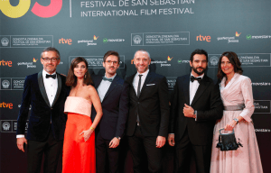 JAEGER-LECOULTRE CELEBRATES FOURTH YEAR AS SPONSON OF SAN SEBASTIAN FILM FESTIVAL