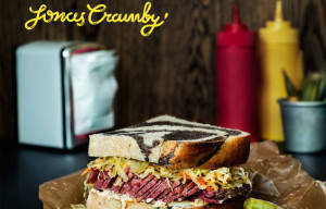'THE ULTIMATE SANDWICH' BY JONAS CRAMBY- BOOK REVIEW
