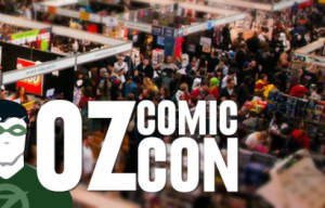 OZ COMIC CON 2015 IN BRISBANE