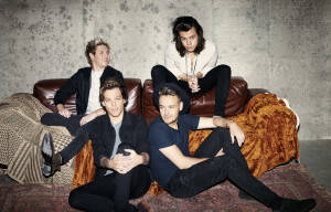 ONE DIRECTION ANNOUNCE NEW SINGLE 'PERFECT'