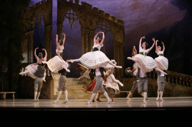 The Queensland Ballet's has a Fairy Tale Ending in the Bag.