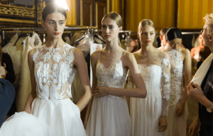KAVIAR GAUCHE BRIDAL COTURE COLLECTION 2016 AT PARIS FASHION WEEK